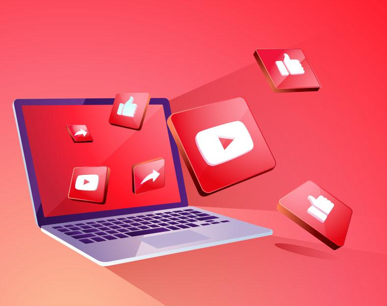 حملات يوتيوب