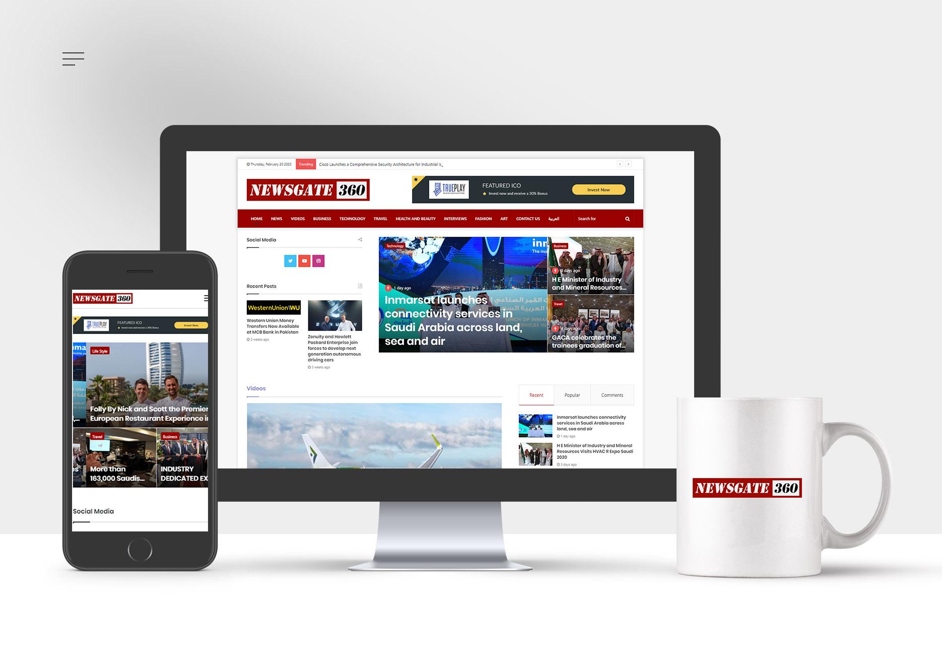 newsgate360