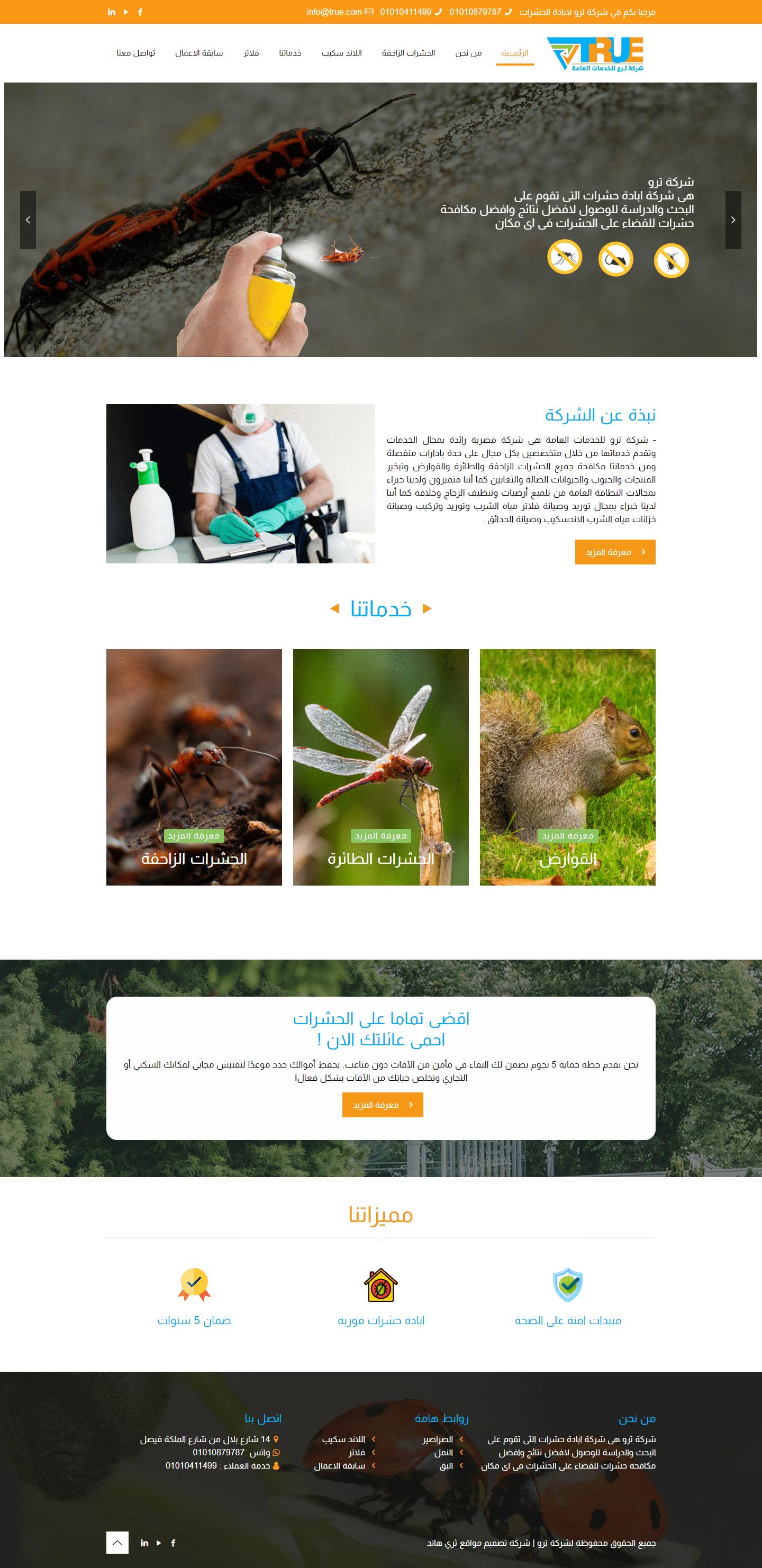 شركة-ترو-–-أفضل-شركة-لأبادة-الحشرات-بمصر