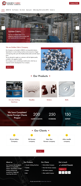 Golden-Fabric-Company