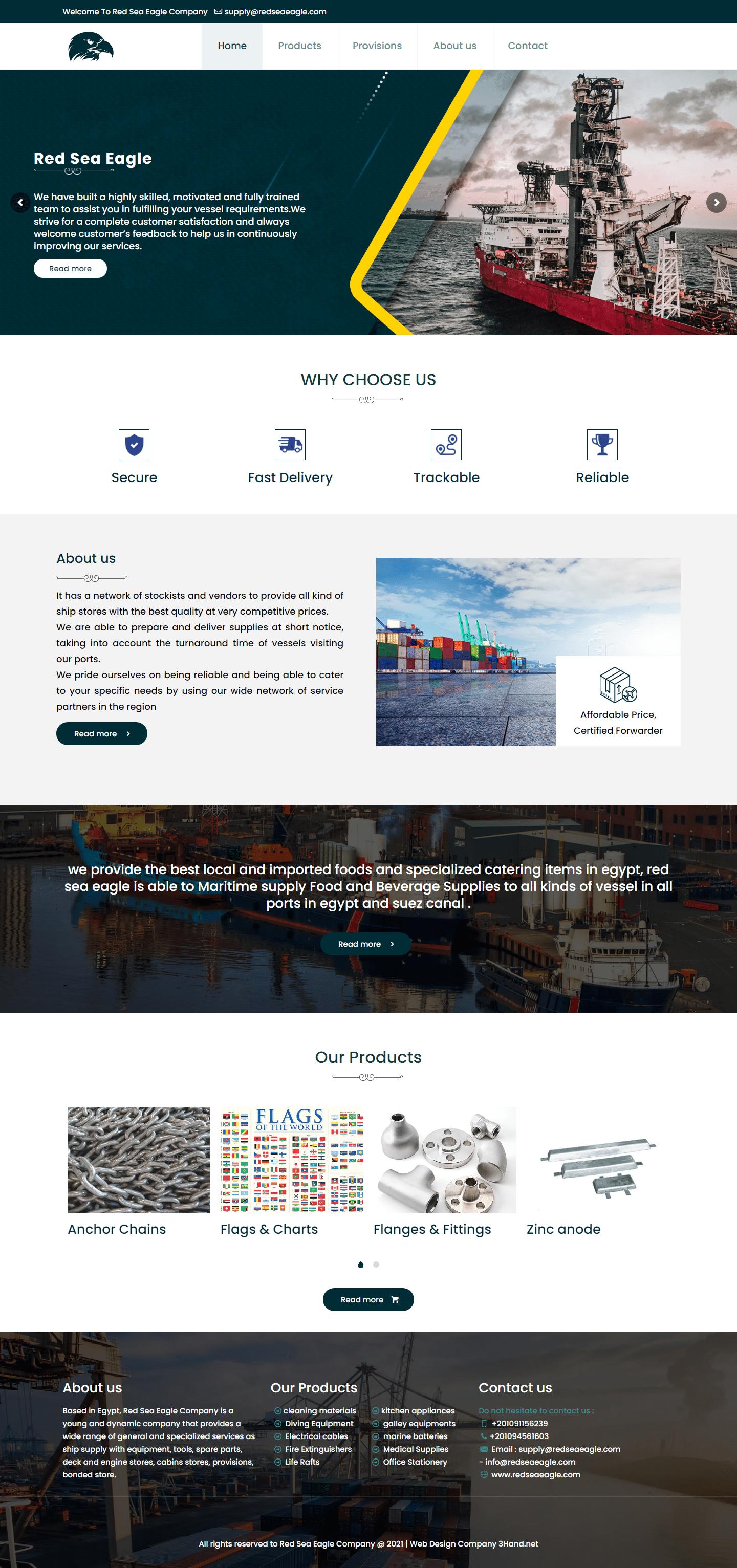 Red-Sea-Eagle-Company