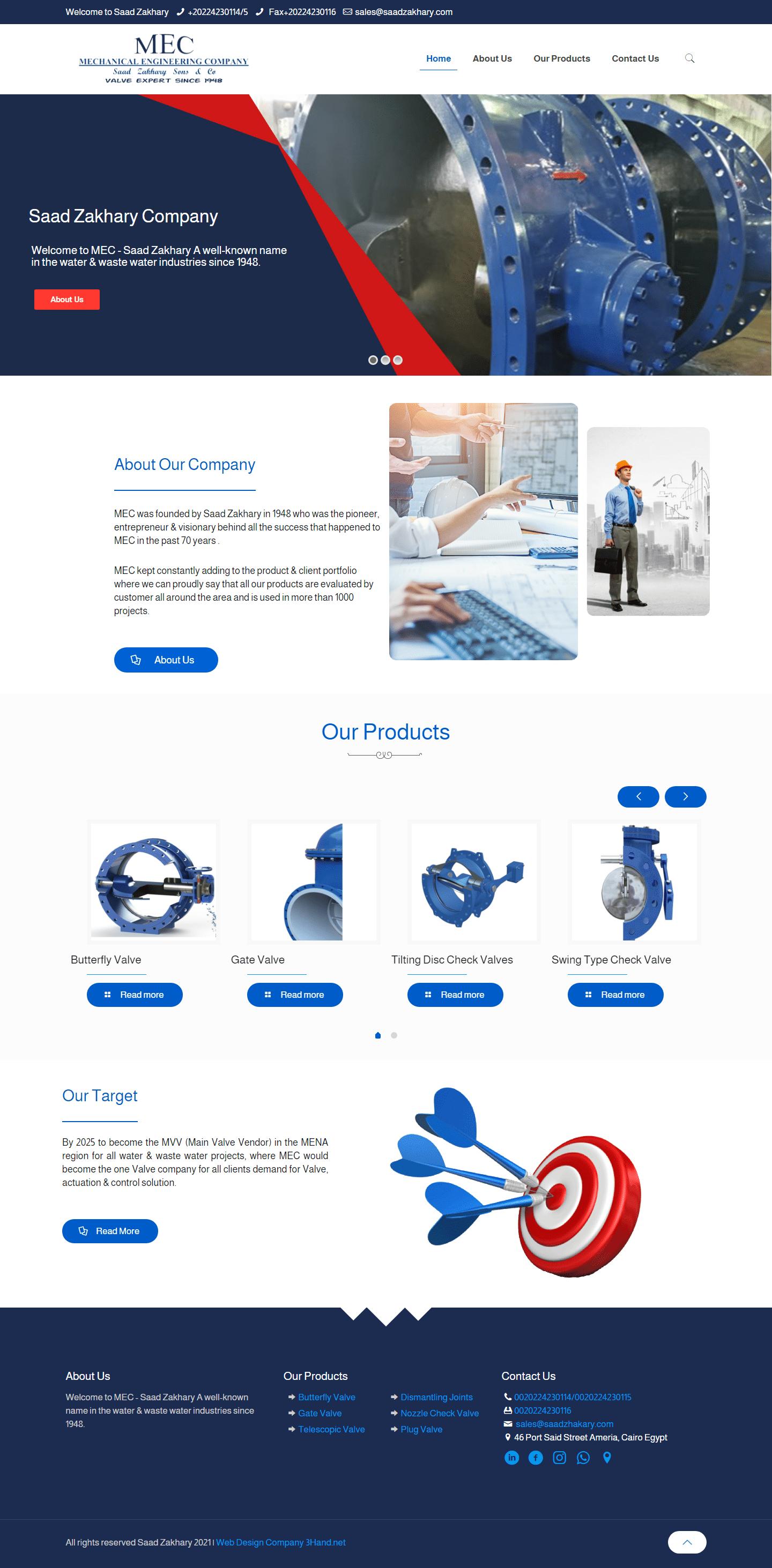 SaadZakhary-–-Mechanical-Engineering-Company